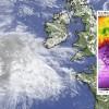 Cyklon uderzy w Irlandię