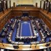 Szefowie rządów Irlandii Płn. i innych brytyjskich państw rozmawiali z Johnsonem