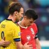 Polska - Szwecja 2:3 i odpadamy z Euro
