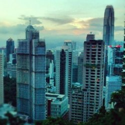 Basia Blog - odc. 26 Hong Kong - przybycie