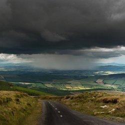 Met Eireann wysyła ostrzeżenie pogodowe.