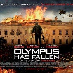 OLYMPUS HAS FALLEN / OLIMP W OGNIU
