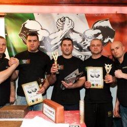 Mistrzostwa Irlandii w Armwrestlingu zakończone