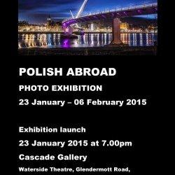 Derry w oczach polskich emigrantów. Wernisaż wystawy Polish Abroad Cascade Gallery.