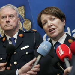 Czystki w Gardzie. Nowa komisarz Noirin OSullivan rozpoczęła rządy od mocnego uderzenia!!!