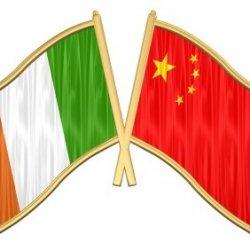 Chiński premier w Hrabstwie Galway