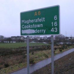 Irlandia Północna: Londonderry zmienia nazwę na Derry