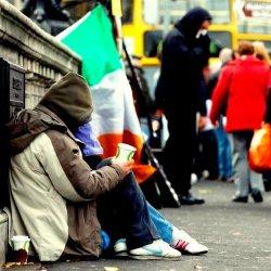 Coraz więcej bezdomnych