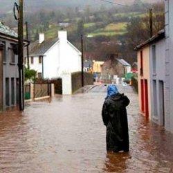 Powódź na Zachodzie. To nie koniec - ma dalej padać!