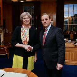 Brytyjczycy nie wprowadzą kontroli między irlandzkimi granicami