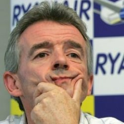 Prezes Ryanair zaoferował papieżowi przelot do Irlandii