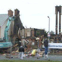 Polska rodzina straciła dom w pożarze