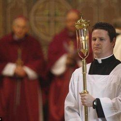 Były piłkarz Manchesteru United i reprezentant Irlandii Płn. został księdzem