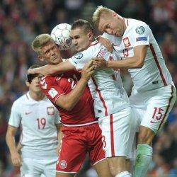 Wysoka przegrana polskich piłkarzy w Kopenhadze