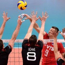Siatkarze Rosji najlepsi na polskich mistrzostwach Europy