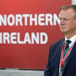 Trener Irlandii Płn. podejrzany o jazdę pod wpływem