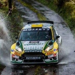 Sam Moffett wygrał Cork 20 International Rally