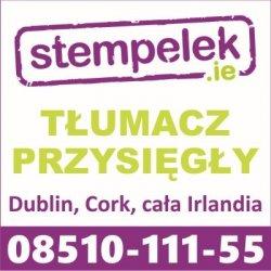 Tłumacz Przysięgły Irlandia - Stempelek