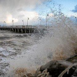 Orkan Grzegorz nadciąga nad Polskę