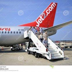 Pasażer zmarł w samolocie przed lądowaniem w Cork