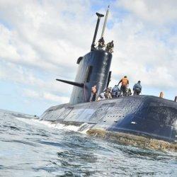 Okręt podwodny z 44 osobami zaginął na Atlantyku