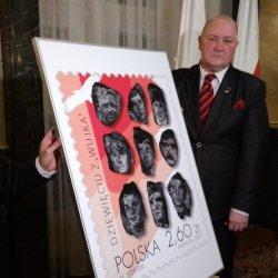 Poczta Polska wprowadza znaczek w nakładzie 30 mln upamiętniający górników z kopalni Wujek
