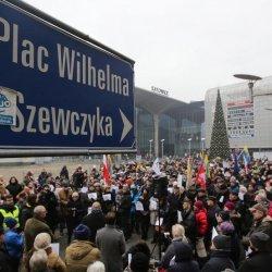 Plac Szewczyka, nie Kaczyńskich