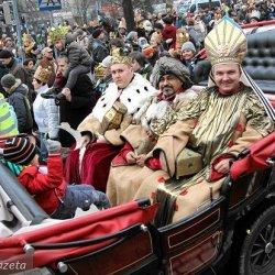 Święto Trzech Króli, orszaki na ulicach polskich miast