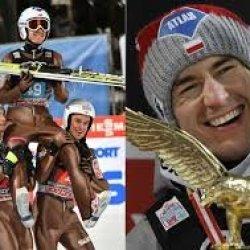 Kamil Stoch wygrał wszystkie konkursy Turnieju Czterech Skoczni
