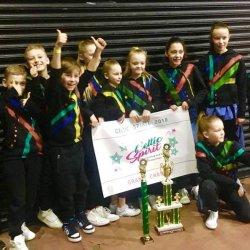 Polska szkoła tańca z Galway z kolejnym sukcesem