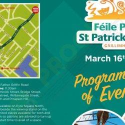 W Galway Dzień Św. Patryka zaczynamy w piątek