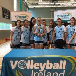 Mistrzostwo Irlandii polskich młodych siatkarek