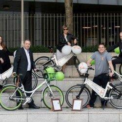 Nowy system wypożyczania rowerów w Dublinie