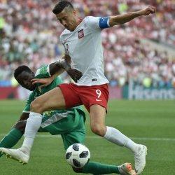 Polska przegrała z Senegalem
