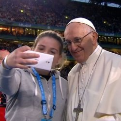 Papież w Dublinie potępił skandal pedofilski w Kościele