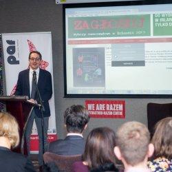 Inauguracja przedwyborczej kampanii informacyjnej Forum Polonia
