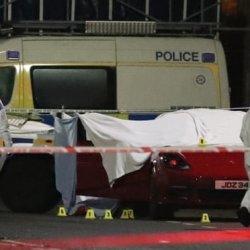 Snajper zabił przed szkołą w Belfaście