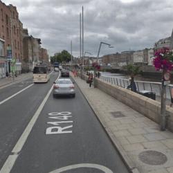 Dwie osoby zatrzymane po bójce z użyciem noża w Dublinie
