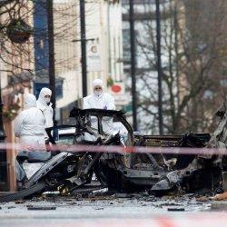 IRA przyznała się do zamachu w Londonerry