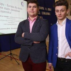 Uczniowie z Kielc na stażu w Cork