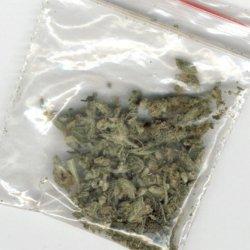 Klient zgłosił policji złą jakość marihuany