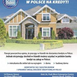 Pomożemy Ci z kredytem na zakup nieruchomości w Polsce