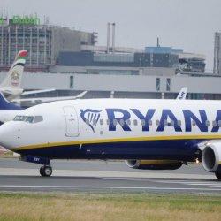 Ryanair poniósł poważne straty