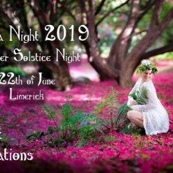 Slavic Inspirations zaprasza na obchody Kupała Night w Limerick 22.06.2019