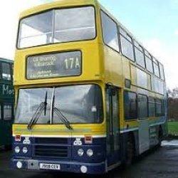 Incydent w dublińskim autobusie