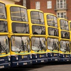 Więcej autobusów w Dublinie