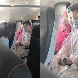 Podejrzenie wirusa na pokładzie samolotu z Poznania do Dublina
