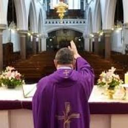 Msze święte możliwe w nowych warunkach
