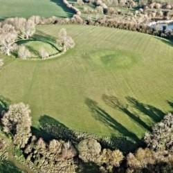 Starożytne świątynie odnalezione w Irlandii Północnej