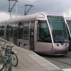 Trasa lekkiej kolei w Cork